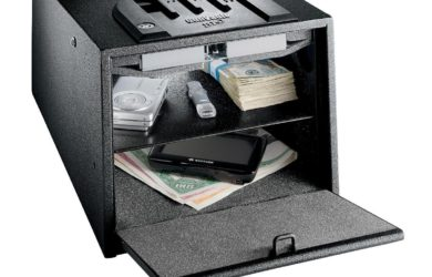 Pistol Biometric Gun Safes